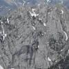 N Face of Ross from the summit of Naya Nuki Peak