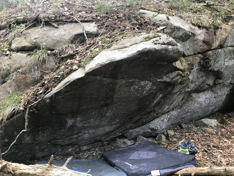 Falcons Keel location