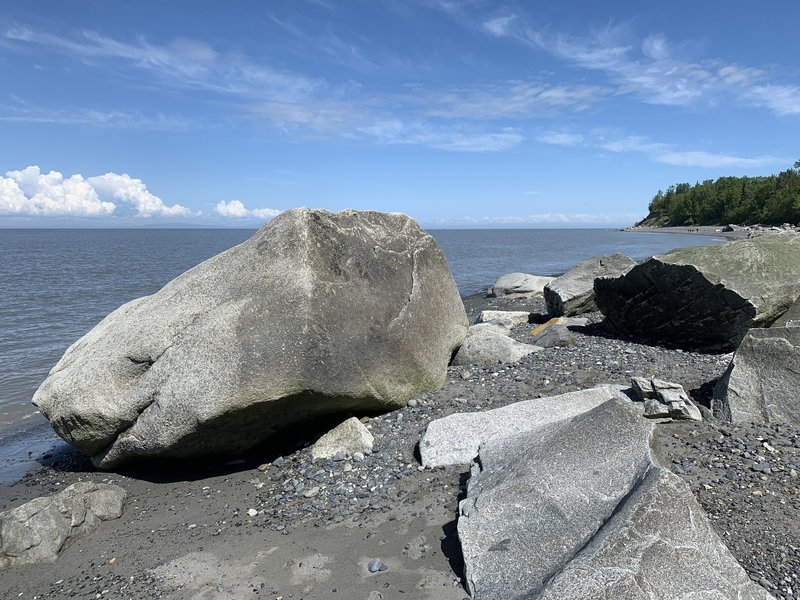 Unnamed boulders near Seed of Redoubt