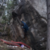 Right hand to undercling
