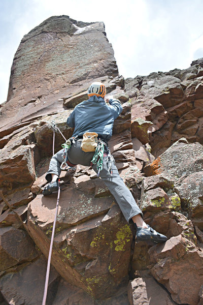 Stuart Chapin on the start of No Route for Old Men