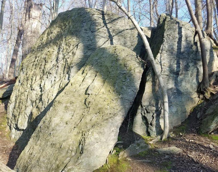 Sunshine Boulders