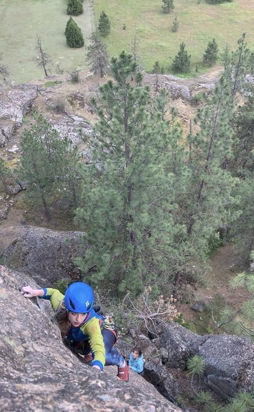Photo of the First Ascent