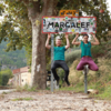 Visiting Margalef with Debbie for the first time