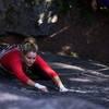 Liz Dailey on magic fern in 2012? photo Bissell Hazen