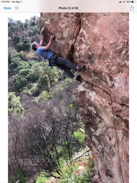 Redaction Roof, Malibu Canyon