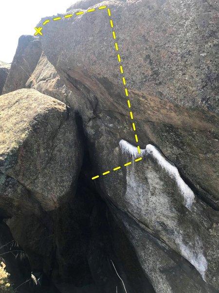 Wave Cave Topout