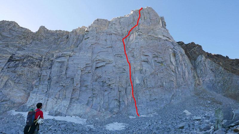 Route line
