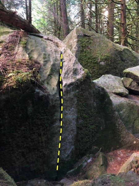 Nice crack right?
