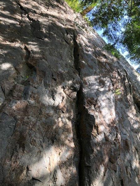 Cascadia Crack