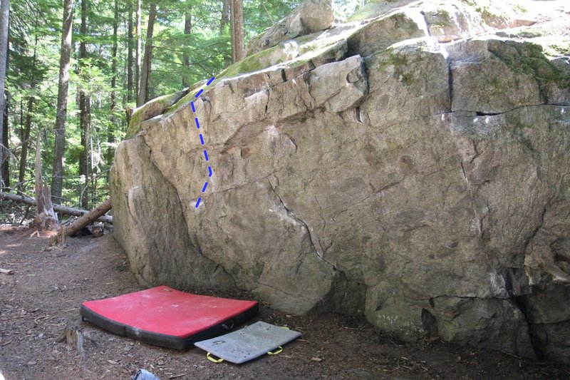 Topo of Crouching Tiger Hidden Topout