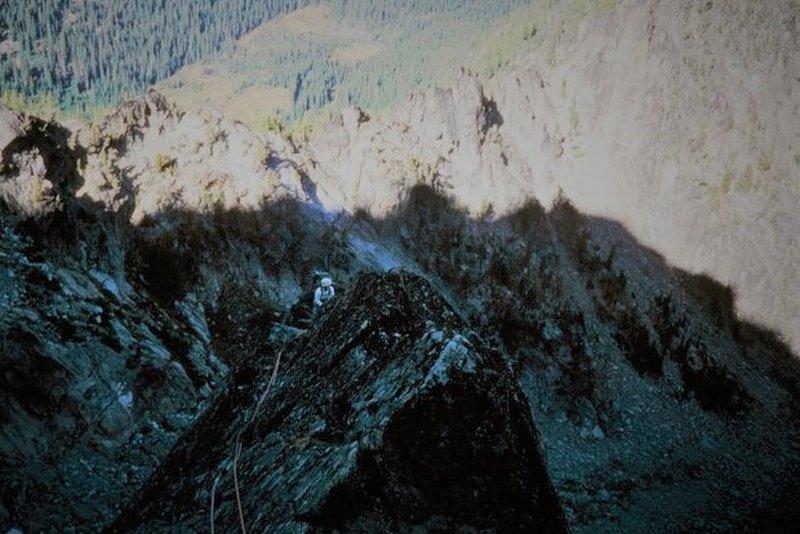 great positions on north ridge