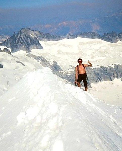 snow arete 2006