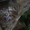 Climbing upward