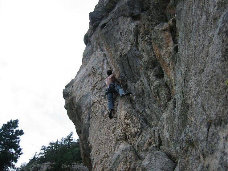 Tony leading Boulder Quartz System.