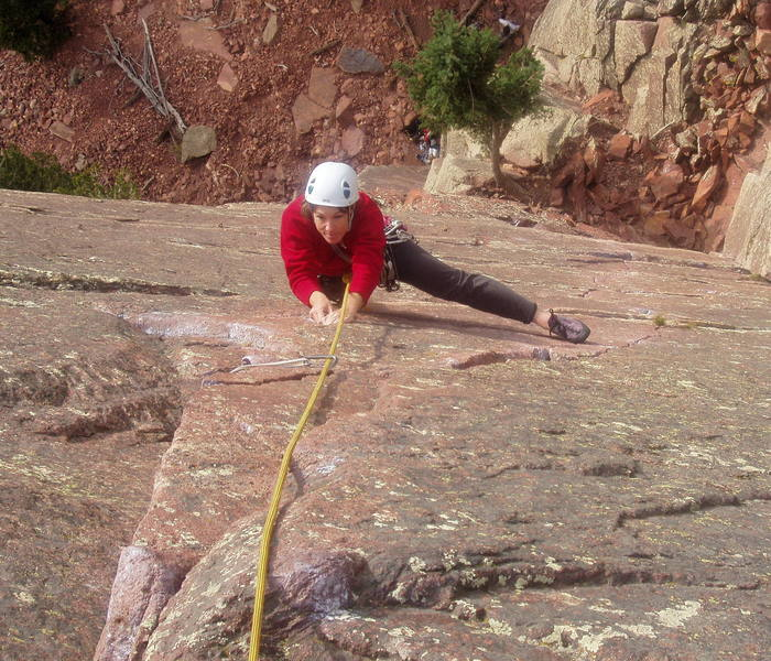 Marga Powell working up the beautiful second pitch.