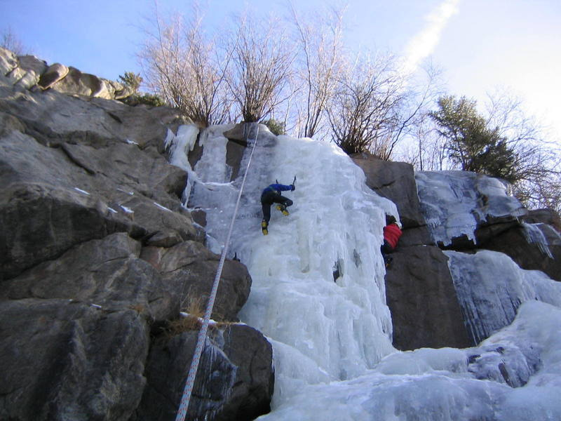 Scott Papich again in Boulder Canyon in 2003.
