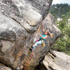11-year-old Juliet tackles the crux
