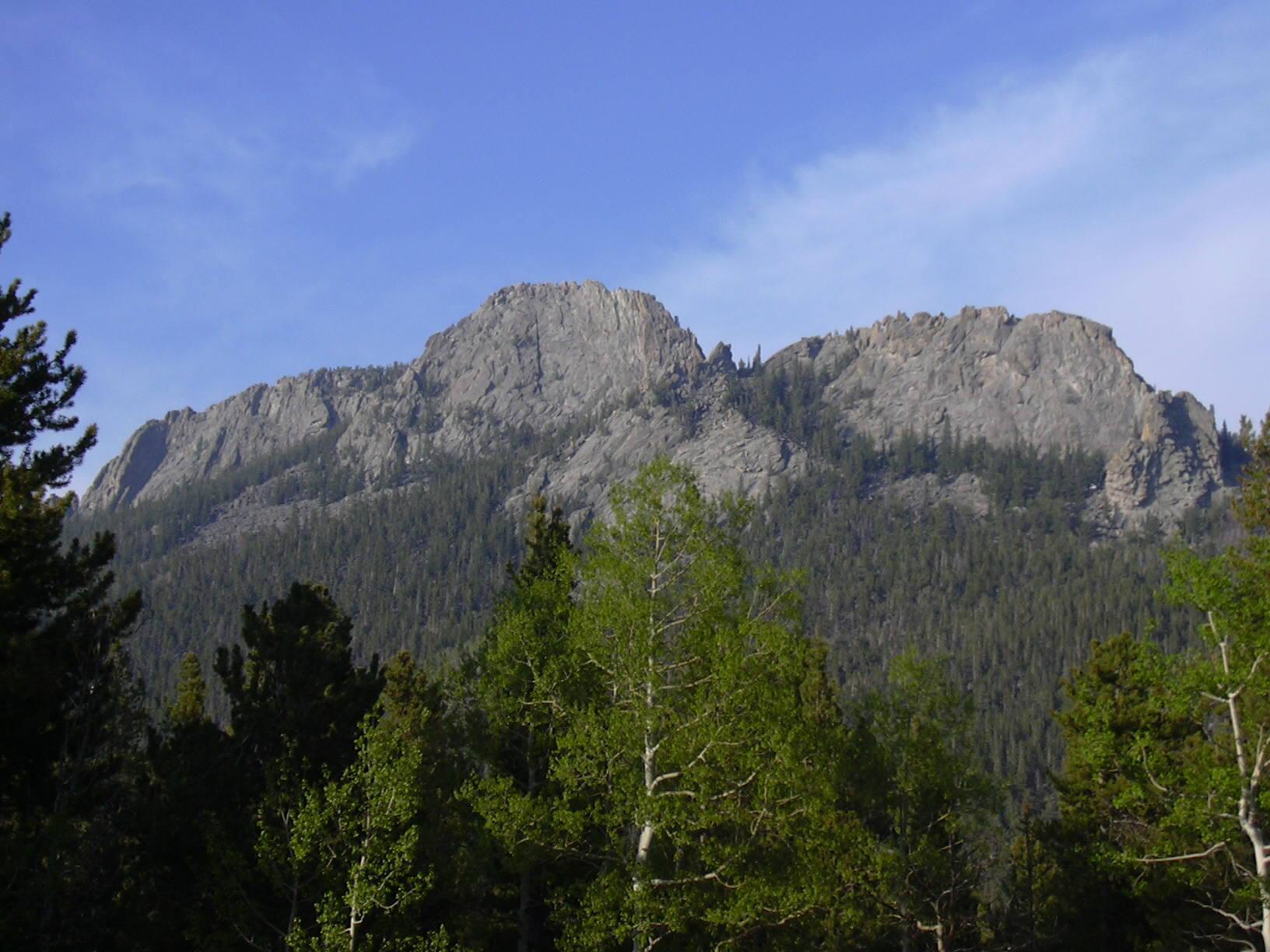 Thorodin Mountain