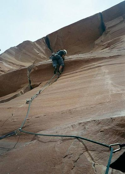 Eric Everson on pitch 2 of Lightning Bolts.