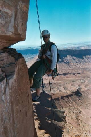 Photo of Robert Breyer by Tom Fernwood.