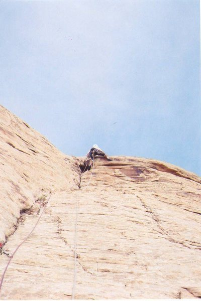 Paul Gardner on Crux of Pitch 2