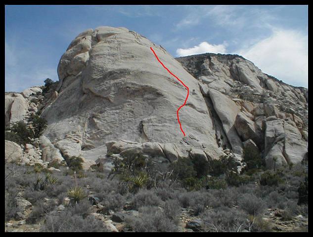 Saddle Rocks showing Walk On The Wild Side