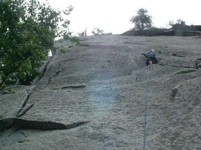 Starting the 4th pitch of Pentapitch.