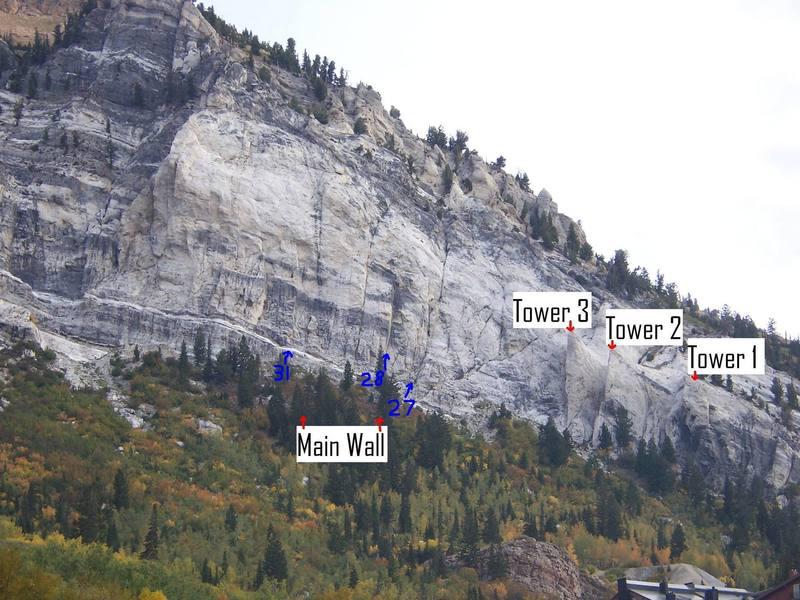 Hellgate Cliffs