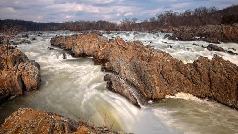 Great Falls is truly a magnificent place to hike or run.