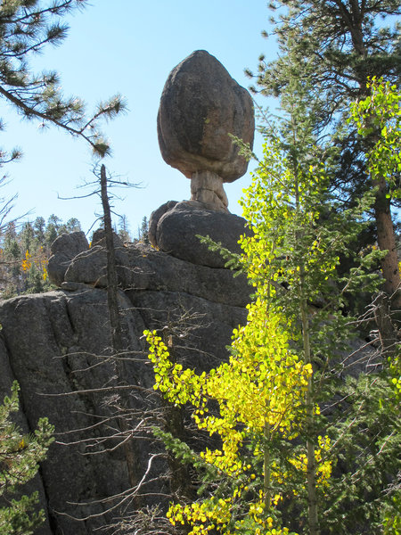 Balanced Rock with permission from Ed Ogle