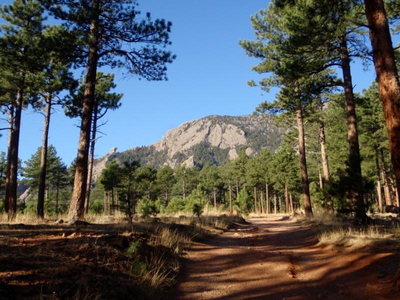South Boulder Peak with permission from BoulderTraveler