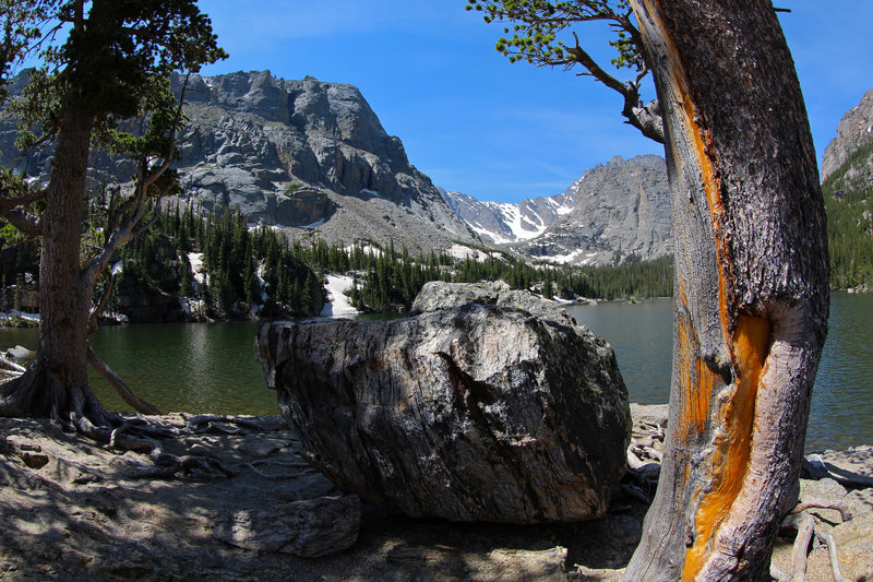 The Loch, Rocky Mountain NP CO