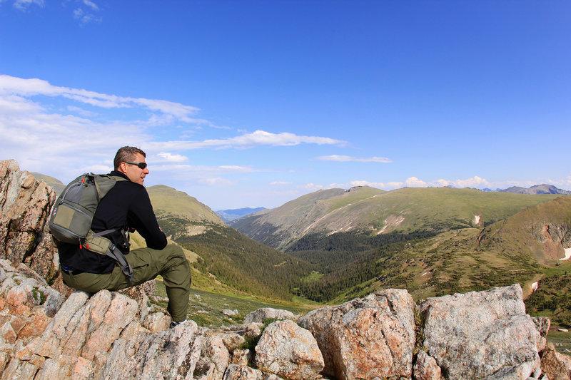 Sight in Alpine