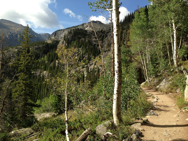Dream Lake Trail