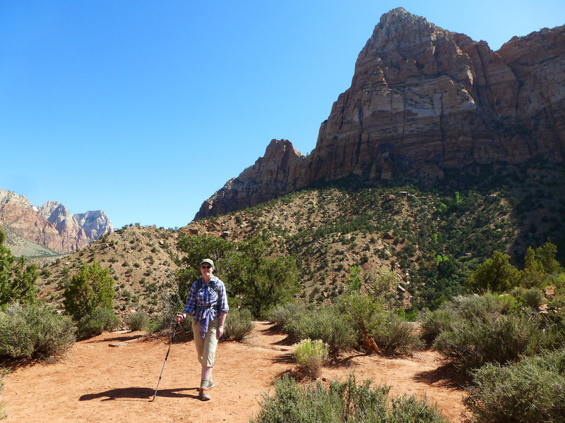 Watchman Trail