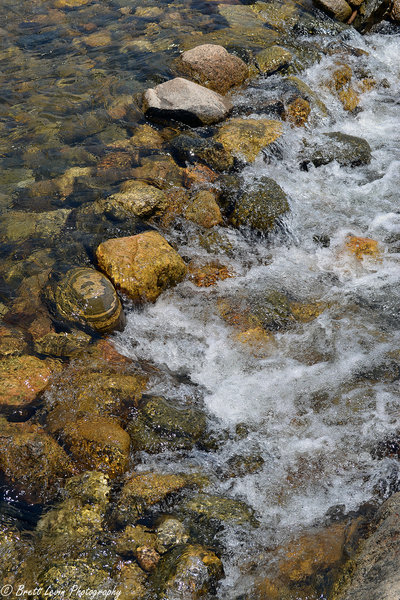 The Roaring River.