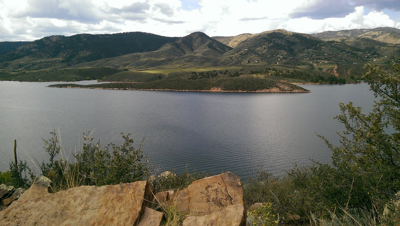 Foothills Trail & Horsetooth