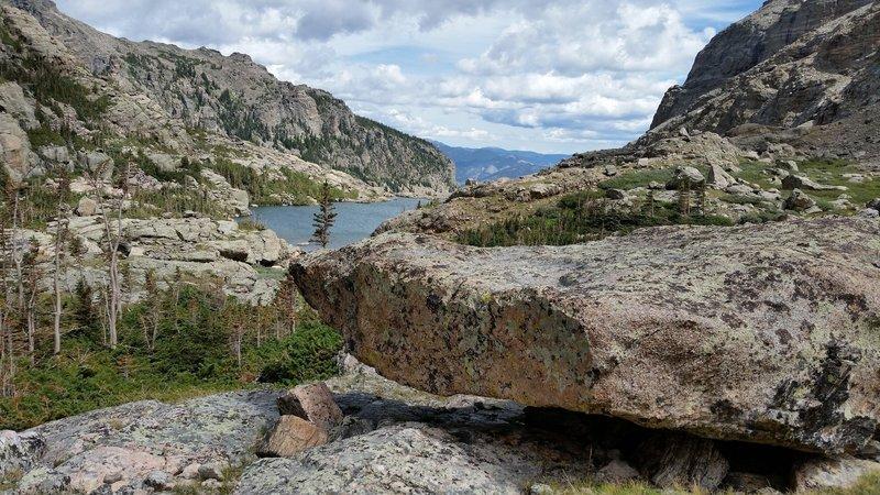 Glass Lake, Rocky Mountain National Park