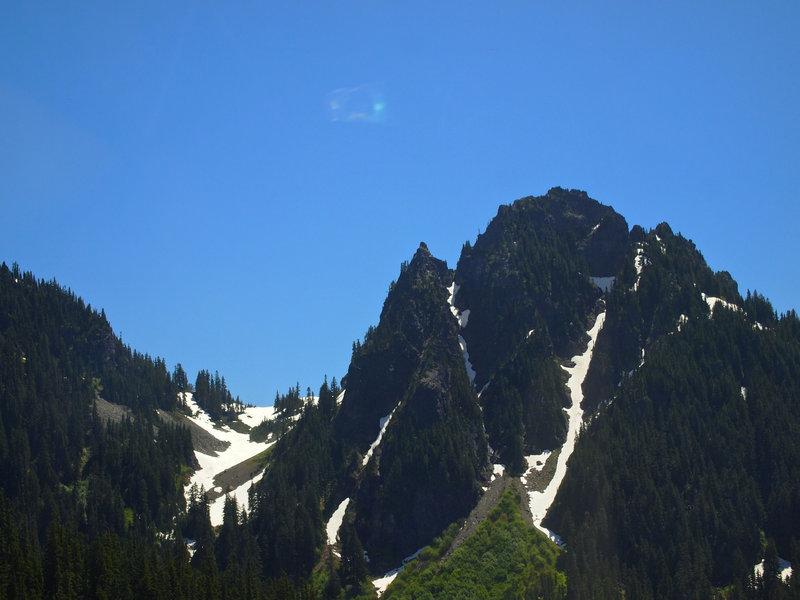 Eagle Peak.