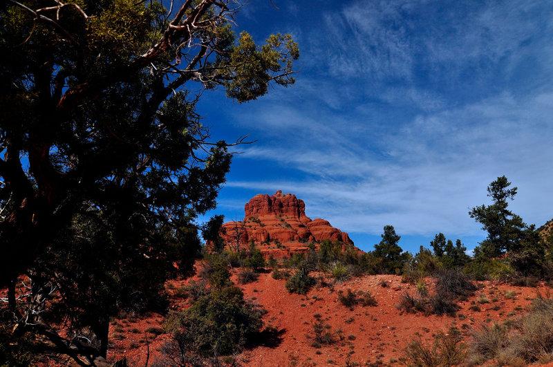 Big Park Loop Trail, Sedona, AZ.