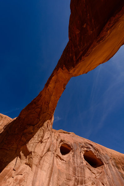 Corona Arch, Moab Utah.