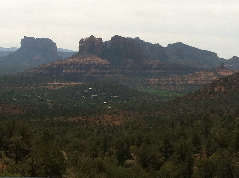 Courthouse / Cathedral / Red Rocks