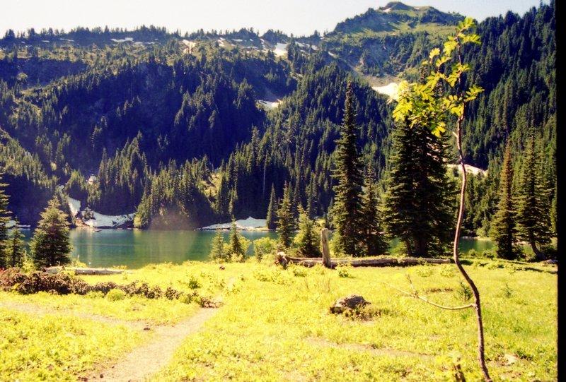 Shore of Boulder Lake