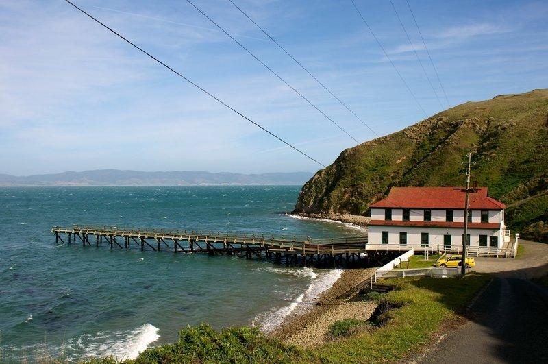 Point Reyes Lifeboat Station