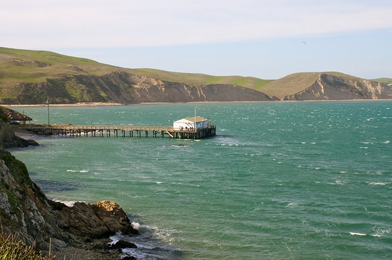Scene from Point Reyes