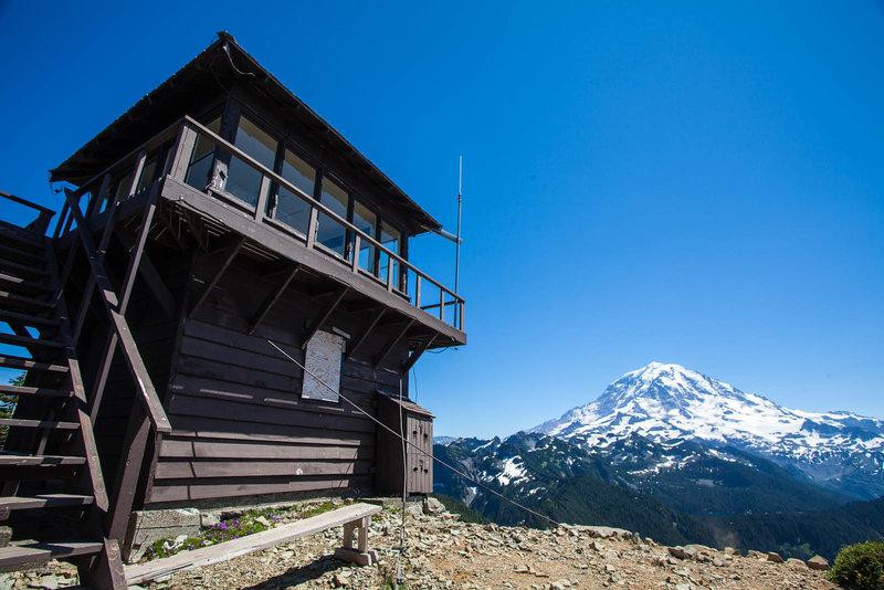 Tolmie Peak Lookout