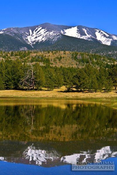 Bismark Lake - Flagstaff, Arizona