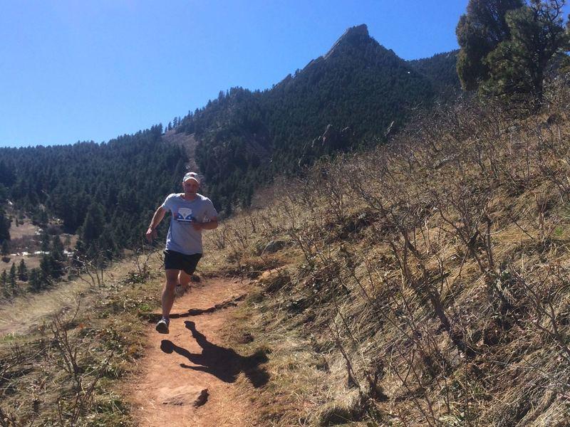 Great running around Flagstaff