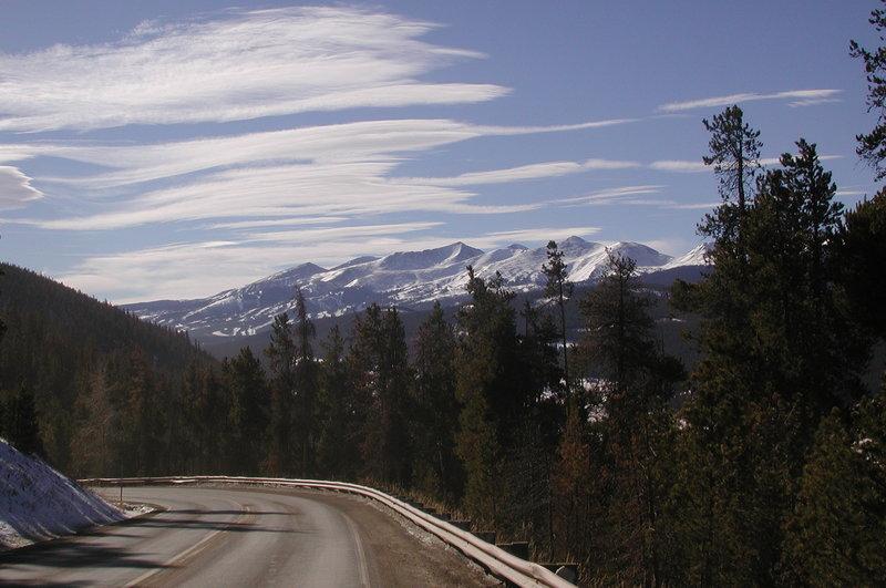 Swan Mountain Road